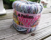 Patons Cotton Colada -- 10 skeins -- discontinued -- destash NEW