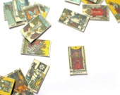 Miniature Rider-Waite Tarot Cards