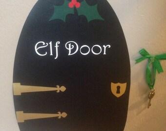 Elf, gnome, fairy door
