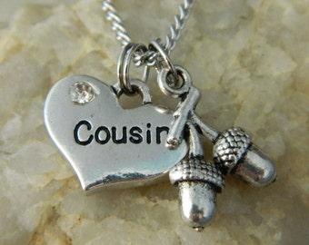 Cousin Necklace