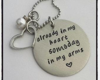 Adoption necklace
