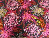 """Vintage Fabric 1 1/8 yards long x 45"""" wide more available"""