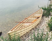 Margaret 14 - Ultralight Skin-on-Frame Canoe