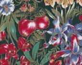 Floral 100% Cotton Fabric