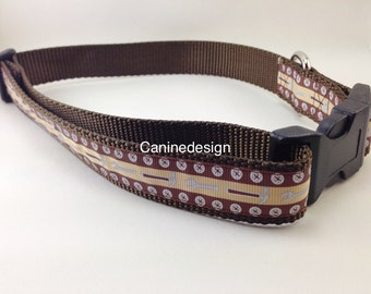 Dog Collar, Tools,1 inch wide, adjustable, quick release, 18-26 inches