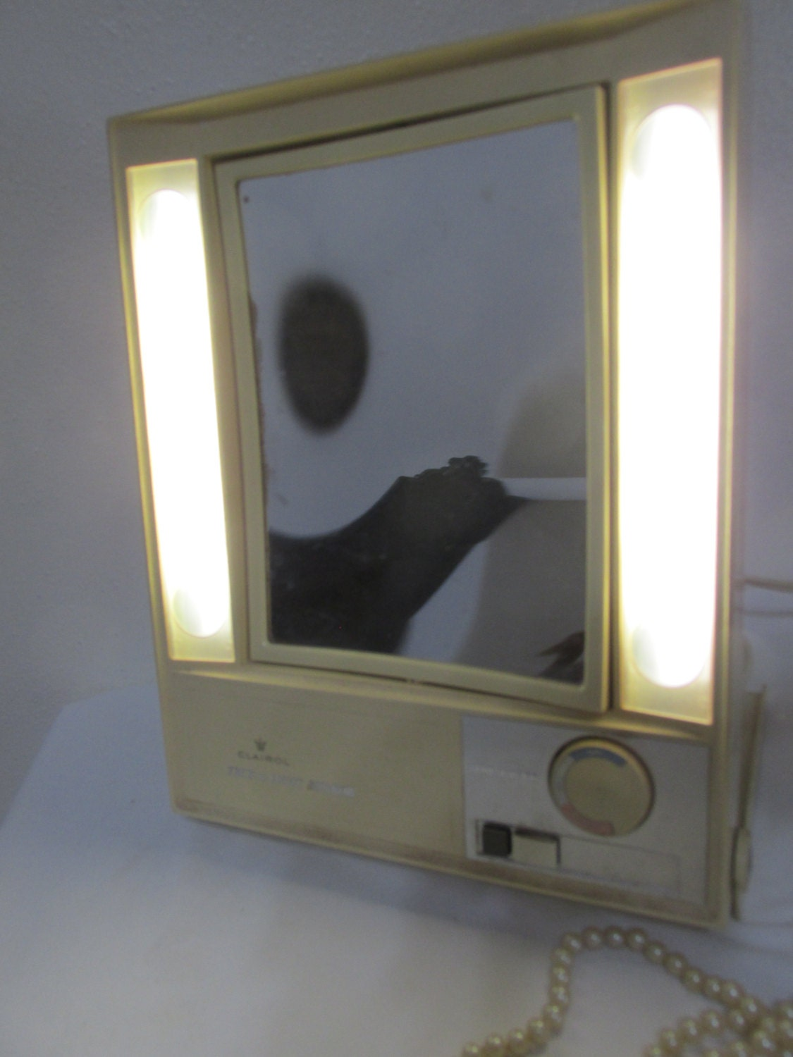 Clairol Mirror True To Light 3 Light Settings For By