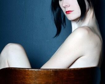 Soft Nude Portrait