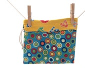 Counting Bubbles, Reversible Project Bag, Medium