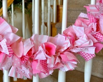 Customize a Garland For your  Own Home Decor,Fabric Garland Special For your Home,Your Own Colors Fabric Garland,Party Decoration,