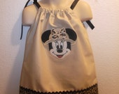 Miss Mouse Safari Dress