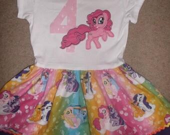 Cute Little Pony Dress