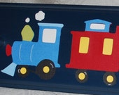 "28"" with 5 Pegs . Children's Personalized Coat Rack . Wall Pegs . Olive Kids . Planes Trains Airplanes Cars Trucks . Brandon"