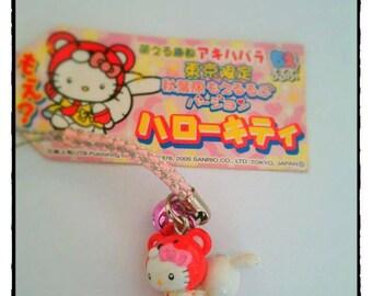 gotochi  kitty HOKKAIDO    Petit Charm (Limited Edition)  made in japan 2005