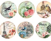 Stickers - French Style - Paris Stickers