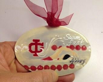 Grosse ile sports ornaments