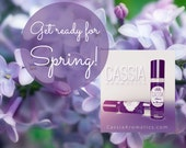 Blooming Lilacs Oil Perfume Soft Sweet Real  .33 oz Roll on VEGAN