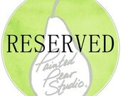 RESERVED for Christian, Organic Honey & Lime goats milk soap bar // NO artificial colors or scent, No SLS