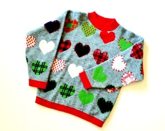 Heart this Vintage Sweater