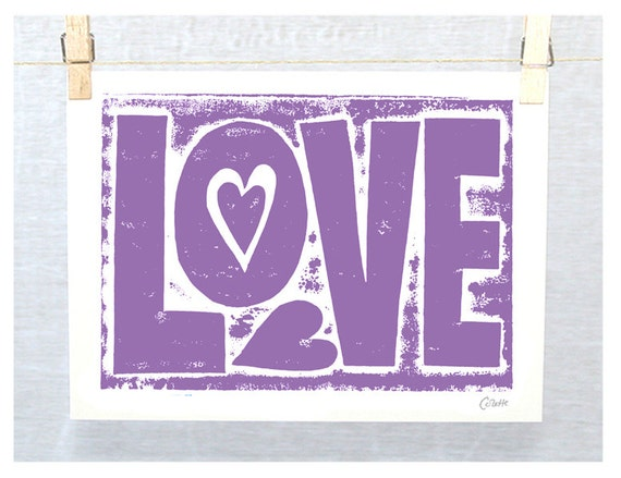 Wall Art, Teen Girl Room, Valentines Day, Baby Wall, LOVE  Teens and Tweens, Sale, Cute Print for Girls Room