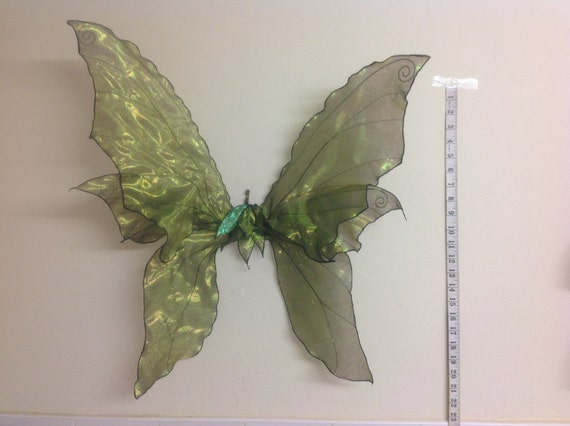 fairy wings for adults how to make