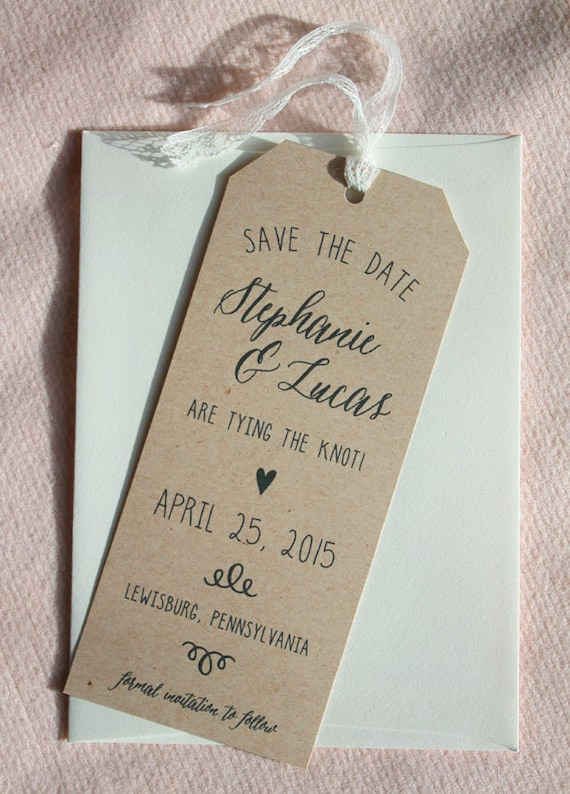 rustic save the date bookmark, rustic save the date, bookmark, Tag Save the Date, Save the Date tag,