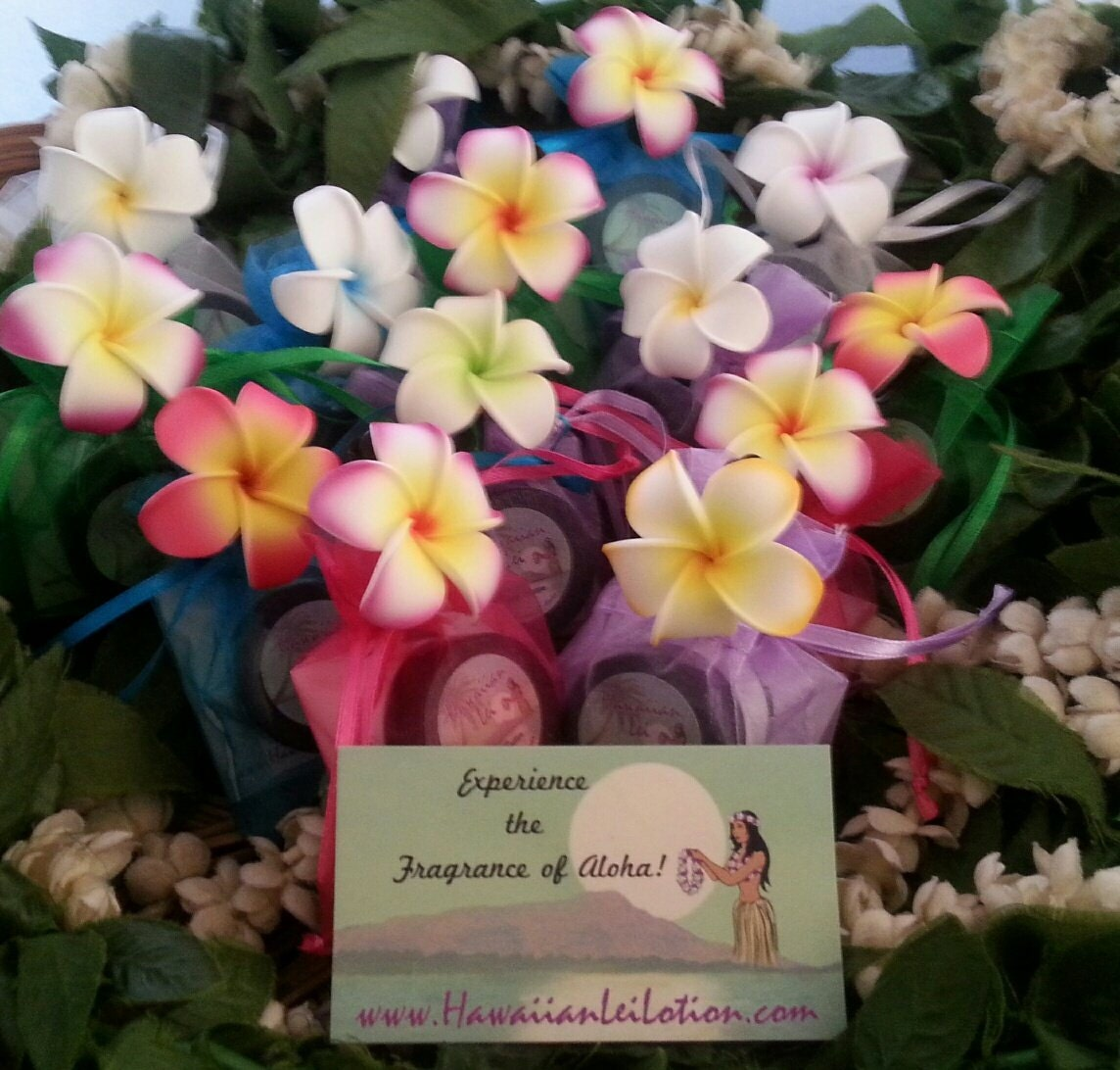 Hawaiian Luau Wedding Favors Party Favors and Gifts by HawaiianLei