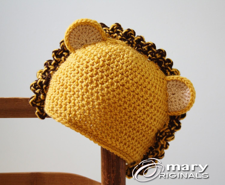 66926fc3a92 Lion Hat
