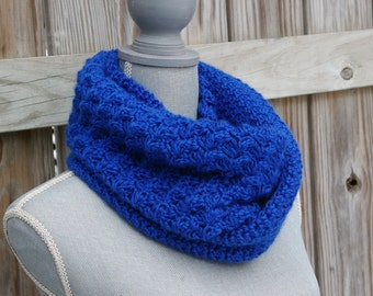 Crochet Pattern Infinity Scarf Pattern - Cowl Scarf Pattern - Circle Scarf Instant Download PDF