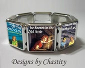 Nancy Drew Bracelet Stretch Bracelet