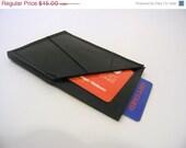 HOLIDAYSALE Vegan Rubber 2-card Wallet