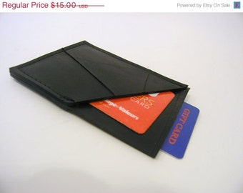 HOLIDAYSALE Vegan Rubber 2-card Wallet