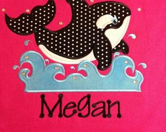 Sea World/Alaska Whale Watching/ Whale Watching/Personalized Sea World Tshirt/Shamu/Personalized Whale Shirt/Vacation/Sea World Vacation