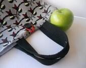 Ninjas Reusable Lunch Bag