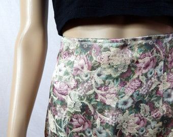 FLORAL PENCIL SKIRT  by Maggie Lawrence Size 12