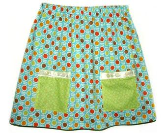 Pdf sewing pattern, Toddler skirt pattern, Twirl skirt pattern, Skirt sewing pattern, Easy skirt pattern, Penny Pocket Skirt pattern (S101)