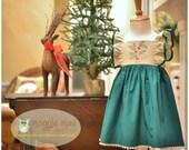 Long Sleeve Dress Pattern, Girls Dress Pattern, Sewing Pattern, Best Dressed Girl, GIrls Dress Pattern, WDW Style