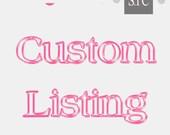 Custom listing for lourdessaldivar  Frozen - Anna Handmade birthday invitation
