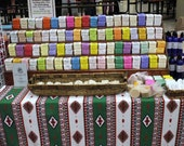 Handmade Goat Milk Soap 12 Bar Assortment You Choose Your Scent, Free Ship in US