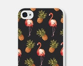 iPhone 6 Case Flamingo iPhone 5 Case Flamingo iPhone 6s Case Flamingo iPhone 5c Case Pineapple Phone Cover Samsung Galaxy S5 Case S6 Case