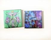 Collen DuBose Art Magnets Set of 2