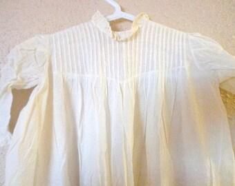 Antique Baptismal Dress