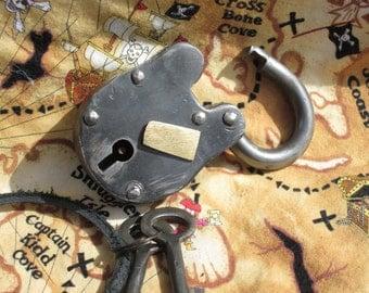 Pirate Treasure Chest Lock