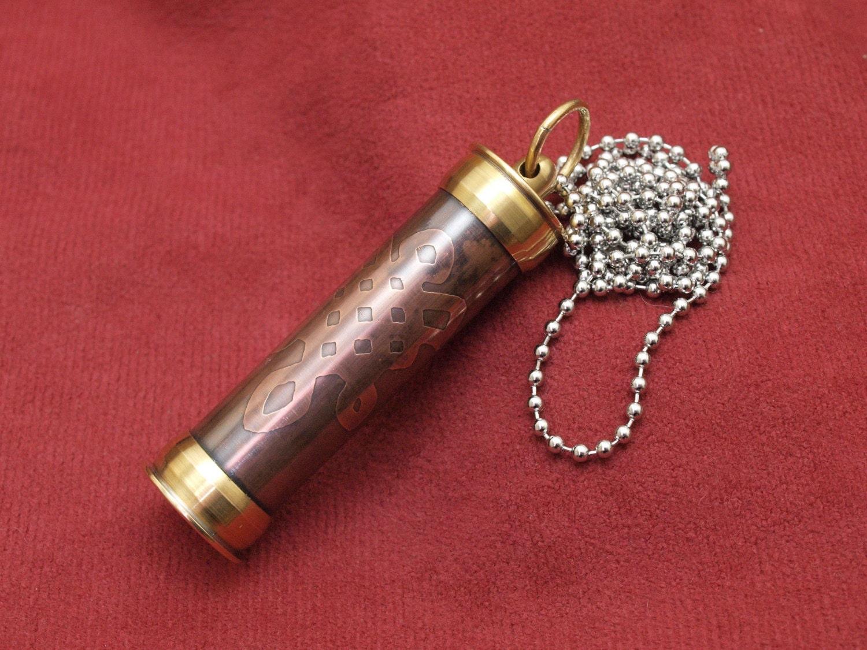 celtic jewelry stash necklace pendant