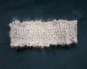 Angora Lace Headband
