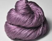 Taking a bath of roses - Silk Lace Yarn