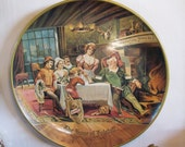 "Falstaff Beer 24"" AdvertisingTray ~1974 Reproduction of the Original 1900's Tray ~ On RESERVE"
