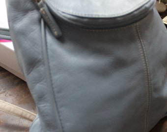 Leather Backpack by Tignanello