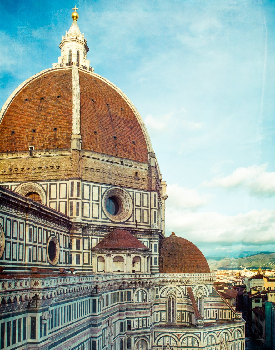 Florence Italy Photo Travel Photography Wall Art