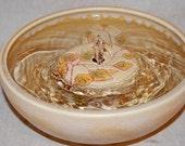 """Cat Fountain - Pet Fountain - Indoor Fountain - 10 Inch Diameter """"Houtuynia"""""""