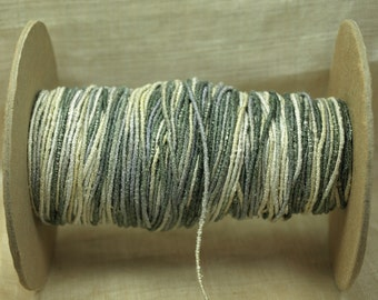 Bulk Cording! 10 Feet of Green, Gray and Cream Cording. CRD4008